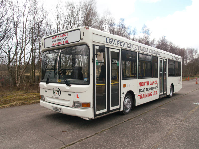 Dennis Dart PCV Driver Training Vehicle