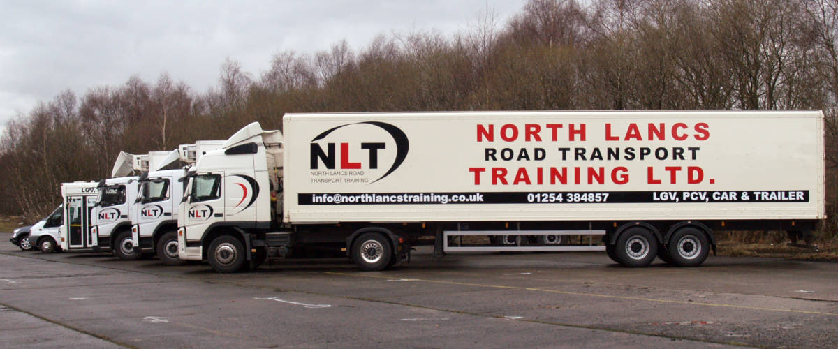 Driver Training Vehicle Fleet Side