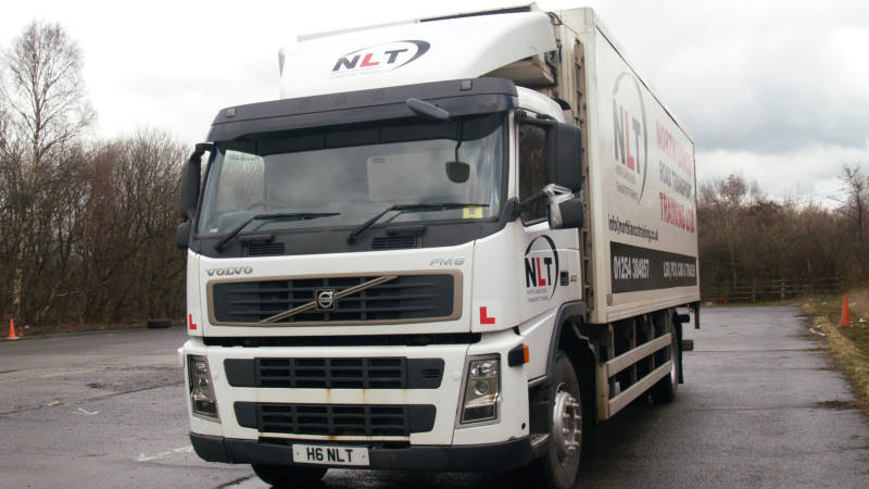 Volvo Rigid HGV LGV Driver Training Vehicle