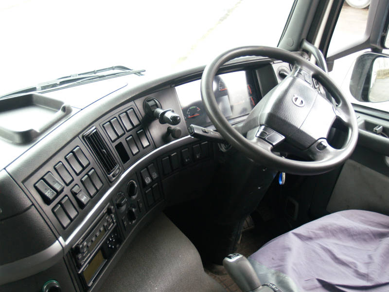 Volvo FM Cab in Driver Training Vehicle